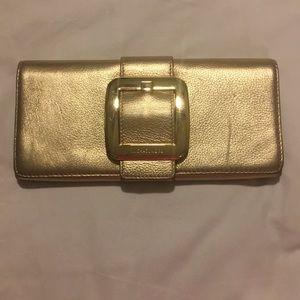Michael Kors clutch - Gold